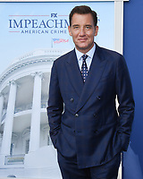 """01 September 2021 - West Hollywood, California - Clive Owen. FX's """"Impeachment: American Crime Story"""" Premiere held at The Pacific Design Center. Photo Credit: Billy Bennight/AdMedia"""