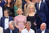 Diane KRUGER et Nicole KIDMAN - PHOTOCALL DES PERSONNALITES AU 70EME ANNIVERSAIRE DU FESTIVAL DU FILM CANNES