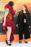 """Lena Dunham<br /> arriving for the """"Once Upon a Time... in Hollywood"""" premiere, Leicester Square, London<br /> <br /> ©Ash Knotek  D3514  30/07/2019"""