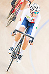 Rider competes on the Men's Omnium Scratch during the 2017 UCI Track Cycling World Championships on 15 April 2017, in Hong Kong Velodrome, Hong Kong, China. Photo by Marcio Rodrigo Machado / Power Sport Images
