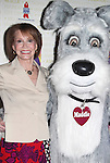 Mary Tyler Moore & Maddie.Backstage at Broadway Barks Lucky 13th Annual Adopt-a-thon  in New York City.