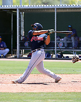 Roger Marmol - Cleveland Indians 2019 extended spring training (Bill Mitchell)