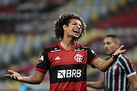 Rio de Janeiro (RJ), 15/07/2020 - Flamengo-Fluminense - Willian Arao. Partida entre Flamengo e Fluminense, válida pela final do Campeonato Carioca 2020, no Estádio Jornalista Mário Filho (Maracanã), na zona norte do Rio de Janeiro, nesta quarta-feira (15).