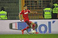 Jonas Hector (Koeln) - SV Darmstadt 98 vs. 1. FC Koeln, Stadion am Boellenfalltor