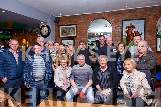 60th Birthday: John McCarthy, Listowel celebrating his surprise 60th birthday at Brosnan's Bar, Listowel on Friday night last.