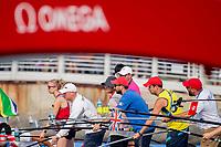 ANTONELLI Fabrizio ITA<br /> Yeosu South Korea 14/07/2019<br /> Open Water Women's 10KM<br /> 18th FINA World Aquatics Championships<br /> Expo Ocean Park <br /> Photo © Andrea Masini / Deepbluemedia / Insidefoto