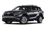 Toyota Highlander Hybrid Limited SUV 2021