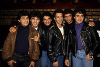 Montreal (Qc) CANADA - File Photo - circa 1986-<br /> Gipsy King press conference before their concert at Montreal's Metropolis.<br /> <br /> -Photo (c)  Images Distribution