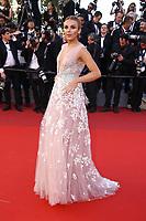 Tallia Storm sur le tapis rouge pour la projection du film en competition OKJA lors du soixante-dixiËme (70Ëme) Festival du Film ‡ Cannes, Palais des Festivals et des Congres, Cannes, Sud de la France, vendredi 19 mai 2017.