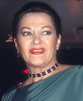 Yvonne de Carlo 1978 Photo by Adam Scull-PHOTOlink.net