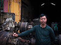 Machine and repair Workshops in Phnom Penh, Cambodia