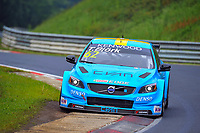 Race of Germany Nürburgring Nordschleife 2016 Free training 2 WTCC 2016 #62 TC1 Polestar Cyan Racing.  Volvo S60 WTCC Thed Björk (SWE) © 2016 Musson/PSP. All Rights Reserved.