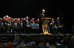 Kings College Honours Tie Assembly, Thursday 3 June 2021. Photo: Simon Watts/www.bwmedia.co.nz
