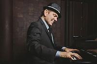 Grammy-nominee Jazz Pianist Edsel Gomez, Park Hyatt Seoul, 2014.