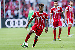 Bayern Munich Forward Kingsley Coman in action during the 2017 International Champions Cup China  match between FC Bayern and AC Milan at Universiade Sports Centre Stadium on July 22, 2017 in Shenzhen, China. Photo by Marcio Rodrigo Machado / Power Sport Images