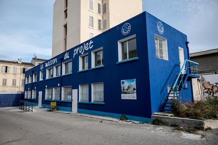 Ici Marseille - Quartier Les Fabriques - Marseille
