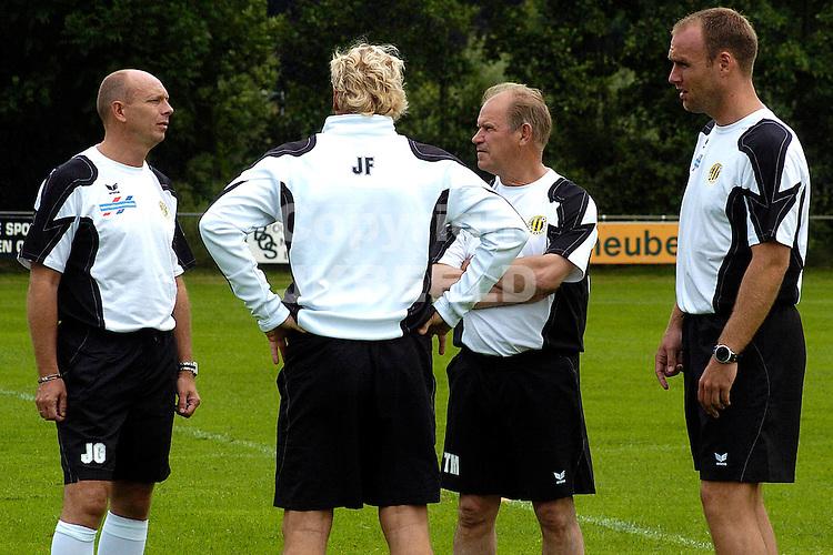 eerste training bv veendam 02-07-2007 seizoen 2007-2008