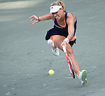 Angelique Kerber, (GER) defeats Evgeniya Rodina (RUS)3-6, 6-3, 6-4