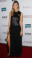 LOS ANGELES, CA, USA - NOVEMBER 18: Beau Garrett arrives at the Los Angeles Premiere Of Bravo's 'Girlfriends' Guide to Divorce' held at the Ace Hotel on November 18, 2014 in Los Angeles, California, United States. (Photo by Celebrity Monitor)