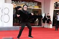 VENICE, ITALY - SEPTEMBER 11: Jani Poso and director Teemu Nikki attend the closing ceremony red carpet during the 78th Venice International Film Festival on September 11, 2021 in Venice, Italy. <br /> CAP/MPI/AF<br /> ©AF/MPI/Capital Pictures