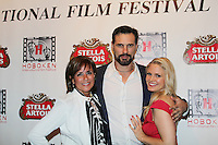 06-03-16 Zenk - Conn - Peck - Clohessy - Aiello - Hoboken International Film Festival