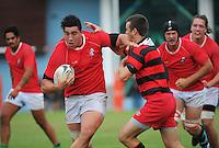 150404 Wellington Club Rugby - Poneke v MSP