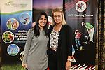 Golf Union Wales Awards 2014<br /> Kim & Amy Boulden<br /> 07.01.15<br /> ©Steve Pope -SPORTINGWALES