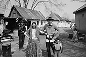 Ucea, Transylvania<br /> Romania<br /> April 25,1992<br /> <br /> Gypsy village