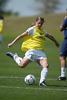 Kristina Larsen, U-17 US WNT, March 12, 2004