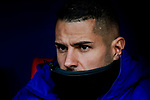 Victor Machin, Vitolo, of Atletico de Madrid is seen prior to the La Liga 2018-19 match between Atletico de Madrid and Deportivo Alaves at Wanda Metropolitano on December 08 2018 in Madrid, Spain. Photo by Diego Souto / Power Sport Images