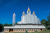 Ukrainian Catholic National Shrine of the Holy Family, Washington DC, USA