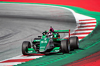 July 4th 2021; Red Bull Ring, Spielberg, Austria; W-Series F1 Grand Prix of Austria, race day;   Jamie Chadwick Veloce Racing, W Series on her way to winning the race