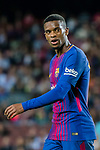 Nelson Cabral Semedo of FC Barcelona looks during the La Liga 2017-18 match between FC Barcelona and SD Eibar at Camp Nou on 19 September 2017 in Barcelona, Spain. Photo by Vicens Gimenez / Power Sport Images