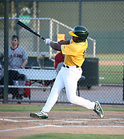 Alonzo Jones - 2019 AZL Athletics (Bill Mitchell)
