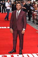 "John Boyega<br /> attending the premiere of ""Detroit"" at the Curzon Mayfair, London. <br /> <br /> <br /> ©Ash Knotek  D3294  10/08/2017"