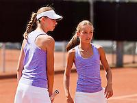 Netherlands, Rotterdam August 08, 2015, Tennis,  National Junior Championships, NJK, TV Victoria, <br /> Photo: Tennisimages/Henk Koster
