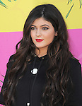 Kylie Jenner at The Nickelodeon's Kids' Choice Awards 2013 held at The Galen Center in Los Angeles, California on March 23,2013                                                                   Copyright 2013 Hollywood Press Agency