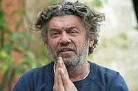 Jean-Claude le Brun, ex-owner, Prieure de St-Jean de Bebian, Coteaux du Languedoc, Pezenas , Languedoc-Roussillon, France