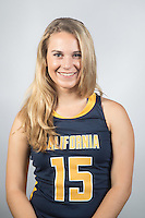 Cal Field Hockey Portraits and Team Photo, August 13, 2016