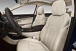 Front seat view of 2018 Buick LaCrosse Essence 4 Door Sedan Front Seat  car photos