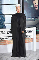 "Emilie Sande<br /> at the premiere of ""The Girl on the Train"", Odeon Leicester Square, London.<br /> <br /> <br /> ©Ash Knotek  D3156  20/09/2016"
