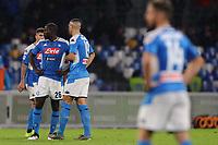 Kalidou Koulibaly of Napoli dejection<br /> Napoli 09-11-2019 Stadio San Paolo <br /> Football Serie A 2019/2020 <br /> SSC Napoli - Genoa CFC<br /> Photo Cesare Purini / Insidefoto