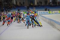 SCHAATSEN: HEERENVEEN: IJsstadion Thialf, Marathonschaatsen, ©foto Martin de Jong