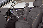 Front seat view of 2019 Volkswagen Touareg Business-Atmosphere 5 Door SUV Front Seat  car photos