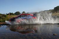 4th June 2021; Alghero, Sardinia; WRC rally of Italia Sardinia, stages  1-8;  Thierry Neuville-Hyundai i20 WRC