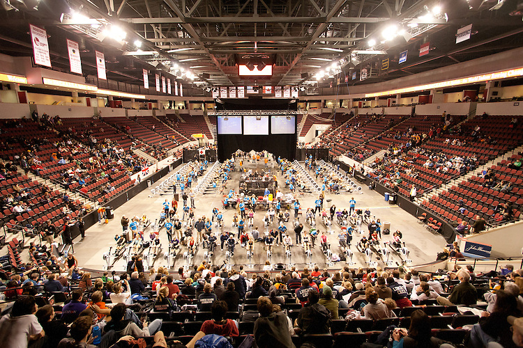 Concept2 Crash-B World Indoor Rowing Championships, 2012, Veteran Women (55-59),athletes compete annually on a Concept2 Indoor Rower for time over 2000 meters, Agganis Arena, Boston University, Boston, Massachusetts,