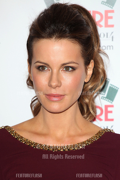 Kate Beckinsale arriving for the 2014 Empire Film Awards, at the Grosvenor House Hotel, London. 30/03/2014 Picture by: Alexandra Glen / Featureflash