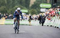 Vicenzo Nibali (ITA/Trek-Segafredo)<br /> <br /> Stage 5 (ITT): Time Trial from Changé to Laval Espace Mayenne (27.2km)<br /> 108th Tour de France 2021 (2.UWT)<br /> <br /> ©kramon