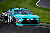 NASCAR XFINITY Series<br /> Pocono Green 250<br /> Pocono Raceway, Long Pond, PA USA<br /> Saturday 10 June 2017<br /> Kyle Benjamin, Hisense Toyota Camry<br /> World Copyright: Rusty Jarrett<br /> LAT Images<br /> ref: Digital Image 17POC1rj_2817