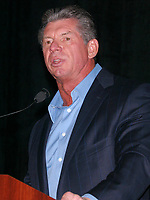 Wrestlemania XIX Press Conference  Vince McMahon 2003                                                                          By John Barrett/PHOTOlink